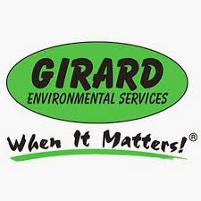 Girard Environmental Services: When It Matters! Logo