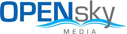 Open Sky Media Logo
