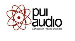 PUI Audio Logo A Division of Projects Unlimited