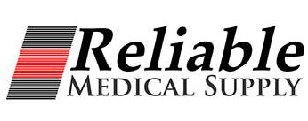 Reliable Medical Supply Logo