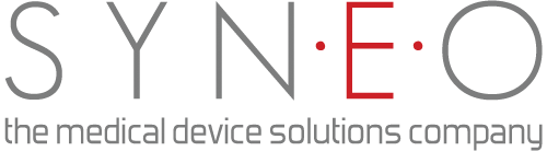 SYNEO: the medical device solutions company Logo